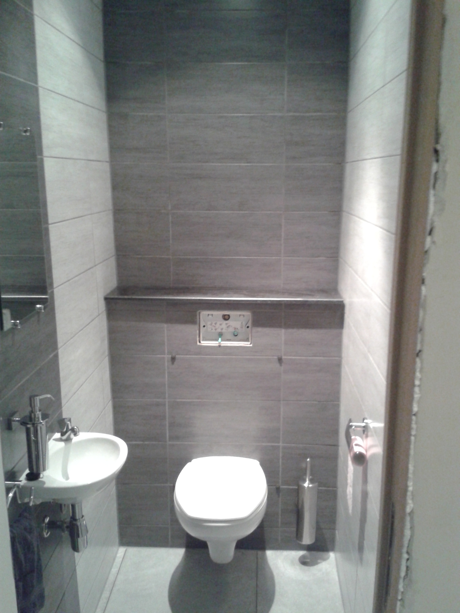 Carrelage - Deco carrelage wc ...